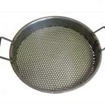 Perforated pan for chestnuts for gas heaters ø 45 cm